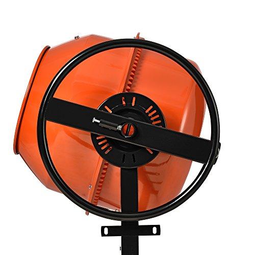 intec-Betonmischer-140-Liter-2800-UMin-550W-Betonmischmaschine-Zementmischer-Mrtelmischer-orange-lackiert
