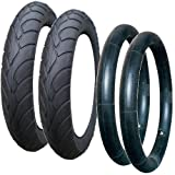 A TYRE AND TUBE SET SUITABLE FOR QUINNY BUZZ PUSHCHAIRS 12 1/2 X 2.1/4 (57-203)