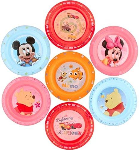 Disney Microwave Safe Feeding Plate