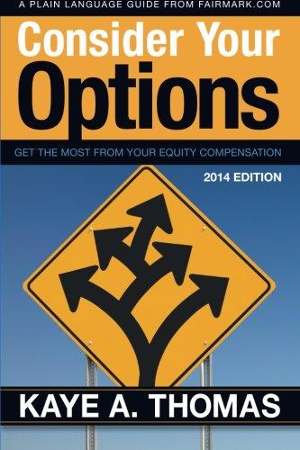 Minimizing taxes on stock options