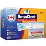 Versacheck Form #1000 Green 500 Pack...