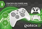 Cheapest Gioteck Xbox One Controller Power Skin  White on Xbox One