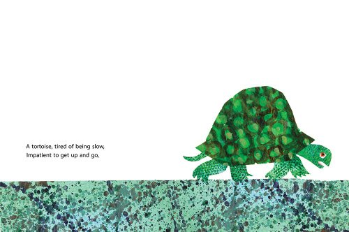 The Foolish Tortoise (The World of Eric Carle)