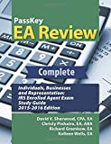 img - for PassKey EA Review Complete: Individuals, Businesses, and Representation: IRS Enrolled Agent Exam Study Guide: 2015-2016 Edition book / textbook / text book