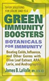 img - for Green Immunity Boosters: Bontanicals for Immunity book / textbook / text book