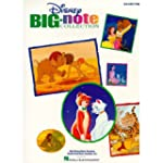 Disney Big-Note Collection For Piano....