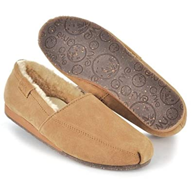 Emu Australia Silverton M10508 Chestnut Slippers (UK 11)