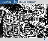 Live Phish Vol. 16: 10/31/98, Thomas & Mack Center, Las Vegas, Nevada by Elektra / Wea (2002-10-29)