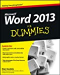 Word 2013 For Dummies (Pocket Edition)