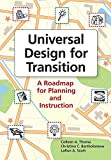 img - for Universal Design for Transition: A Roadmap for Planning and Instruction book / textbook / text book