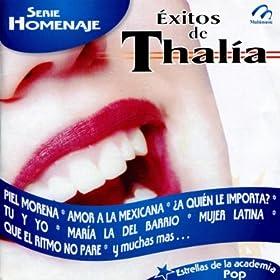 Exitos de Thalia - Serie Homenaje