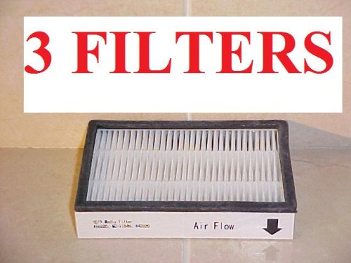 Why Choose 3 86880 HEPA FILTERS For Sears KENMORE Vacuums.