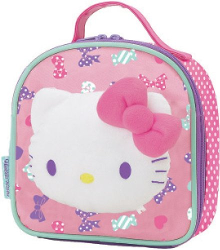 Hello Kitty Plush Lunch Bag