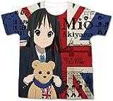 映画「けいおん!」 秋山澪フルグラフィックTシャツ ホワイト サイズ:L
