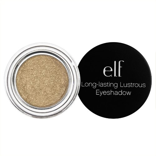 e.l.f. Studio LongーLasting Lustrous Eyeshadow Toast