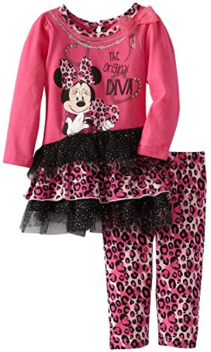 Toddler Minnie Mouse Dress front-6039