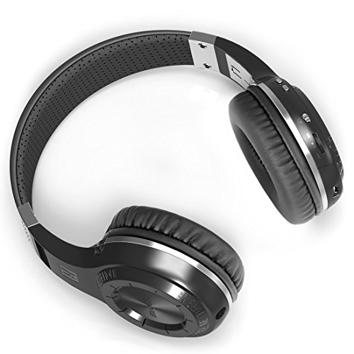Bluedio Hurricane Turbine Bluetooth Headphones (Black)