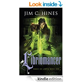 Libriomancer (Magic Ex Libris 1)