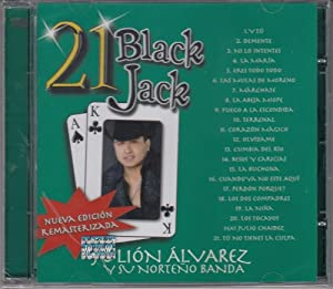 Julion Alvarez y Su Norteno Banda 21 Black Jack - Julion