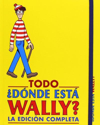 ¿Todo Dónde Está Wally? - Edición Completa (NB WALLY)