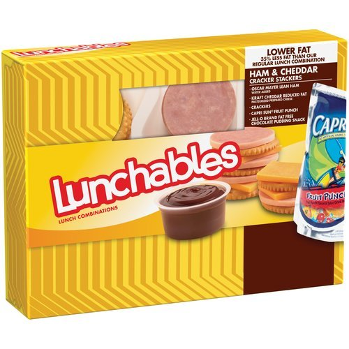 Lunchables on oscar mayer sandwich meat