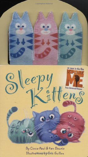 Sleepy Kittens (Despicable Me)