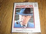 echange, troc georges simenon - maigret's pipe audio book read by geoffrey hutchins