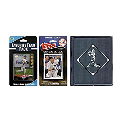 MLB New York Yankees Player Trading Cards