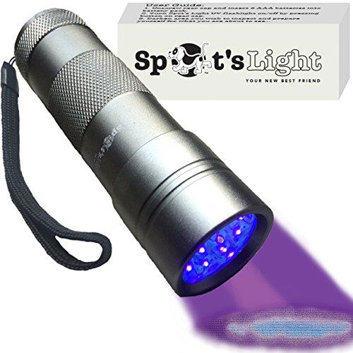 spots-light-uv-blacklight-flashlight-silver-12-led-ultraviolet-pet-urine-stain-detector-finds-dog-an