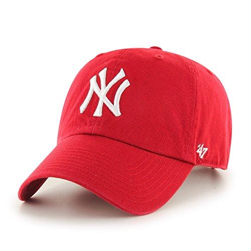 47-Erwachsene-Kappe-MLB-New-York-Yankees-Clean-Up
