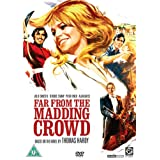 Far From The Madding Crowd [DVD] [1967]by Julie Christie
