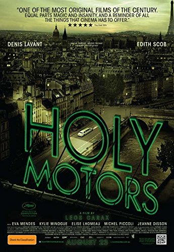 Holy Motors 27 x 40 Movie Poster (Motor Poster compare prices)