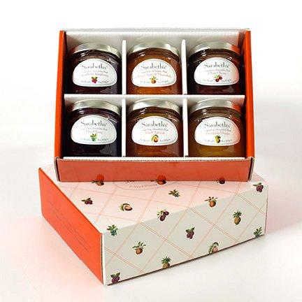 Sarabeth s Kitchen Sampler Gift BoxB00013BO88 : image
