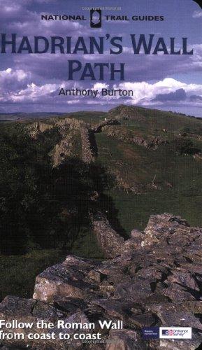 Hadrian's Wall Path 2007 (National Trail Guides)