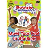 Boogie Beebies - Move Your Feet to the Beat [DVD]by Boogie Beebies