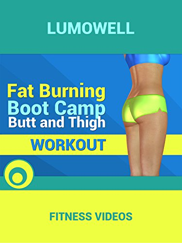 Fat Burning Boot Camp Butt and Thigh Workout