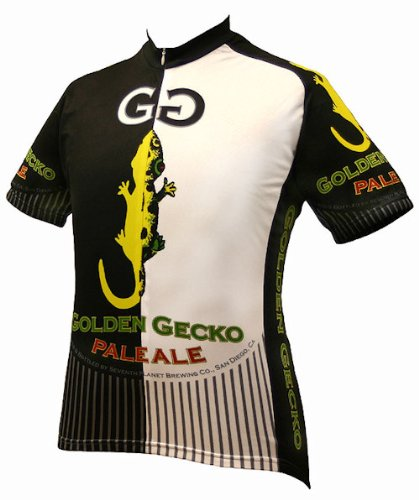 Buy Low Price Golden Gecko Pale Ale Bicycle Jersey Xx-large (B002B8SOIO)