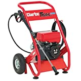 CLARKE TIGER 2900 POWER WASHER 6.5 HP PETROL 110bar 8 Ltr per Min