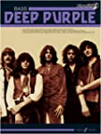 Deep Purple Authentic Playalong Bass:...