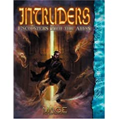 Mage Intruders Encounters With the Abyss (Mage the Awakening) by Bill Bridges,&#32;Jackie Cassada,&#32;Rick Chillot and Chuck Wendig