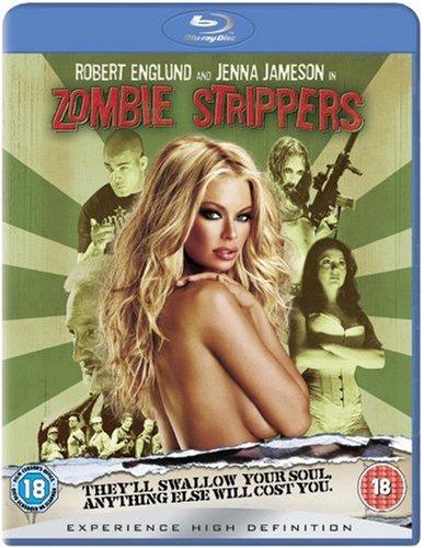 Zombie Strippers [Reino Unido] [Blu-ray]