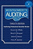 img - for Montgomery Auditing Continuing Professional Education by Vincent M. O'Reilly (1999-08-13) book / textbook / text book