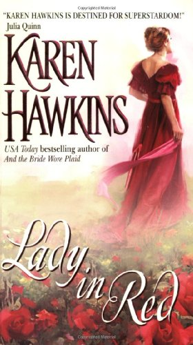 Lady in Red by Karen Hawkins
