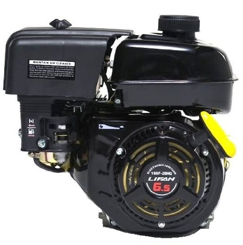 Lifan Power LF170F-BHQ 7 HP Horizontal Shaft Recoil Start Engine with 6:1 Gear Reduction (Predator Motor compare prices)