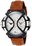 #9: Fastrack Sport Analog-Digital Time Silver Dial Men's Watch - 38016PL02
