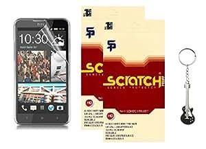 Scratch Pruff Matte Screen Guard For HTC One E8 Pack of 2