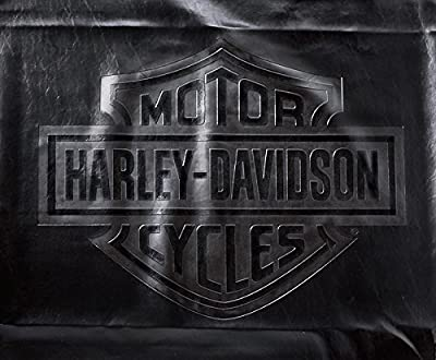 Harley-Davidson® 8 Foot Leatherette Table Cover