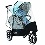 Philandteds NAVSD Rain Protector for Navigator Pushchair Double