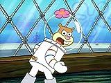 Sandy, SpongeBob and the Worm
