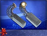 Carbon Brushes for Bosch Hammer Drills GSB 20-2 RE, GSB 20-2 REM, GSB 20-2 RET